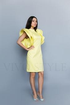 Экстравагантное женское платье 20231-3