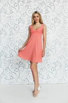Платье грациозное