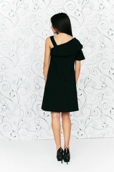 Оригинальное женское платье 20241-1