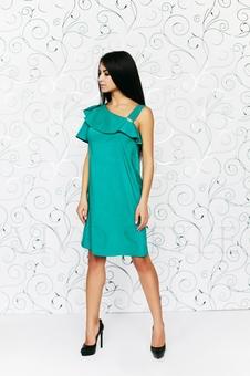 Оригинальное женское платье 20241-2