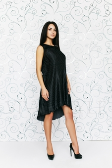 Строгое женское платье 20251-3