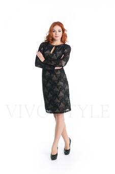 Нарядное женское платье 20262-2