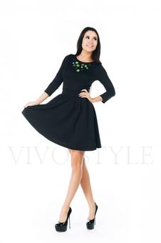 Платье скромное