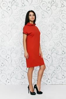 Платье мешок 20285-1
