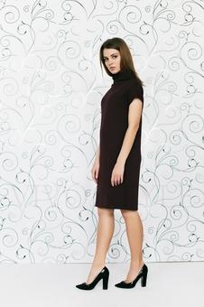 Платье мешок 20285-3