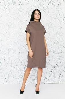 Платье мешок 20285-4