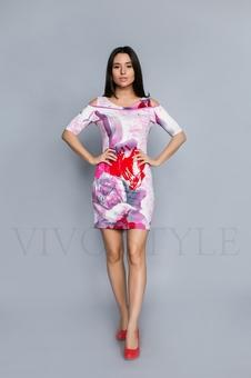 Женское платье мини 20288-5