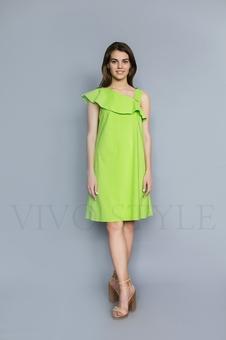 Женское летнее платье без рукавов 20306-2