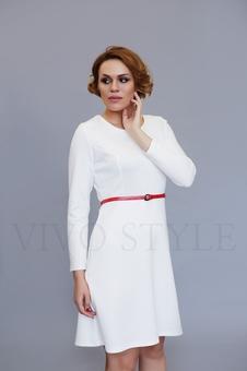 Платье с длинным рукавом 20504-7