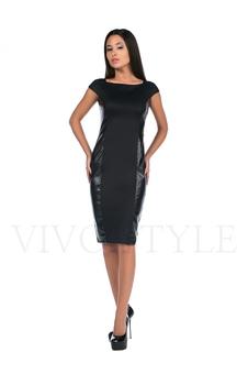 Платье до колена 20506-3