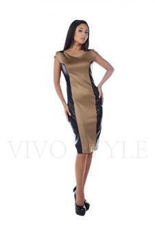 Платье до колена 20506-6