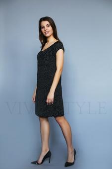 Женское платье прямого силуэта 20517-1