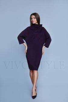 Оригинальное женское платье 20521-10