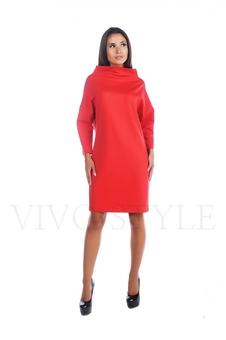 Оригинальное женское платье 20521-7