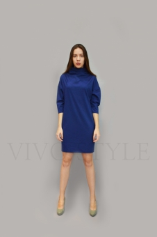 Оригинальное женское платье 20521-13