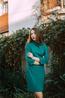 Оригинальное женское платье 20521-12