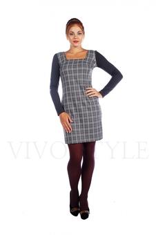 Повседневное женское платье 20548-2