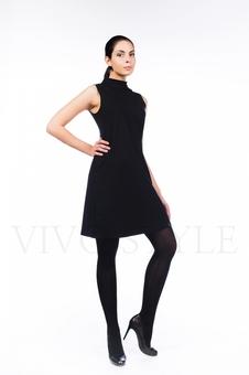 Платье молодежное однотонное 20554-5