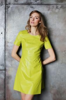 Женское платье мини 20597-4
