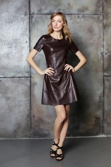 Женское платье мини 20597-2