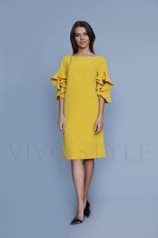 Женское платье длиной миди 20599-4