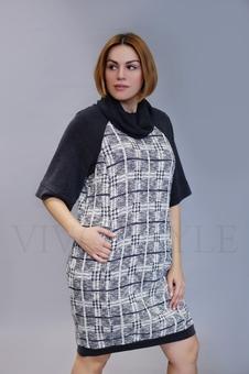 Повседневное женское платье 20607-3