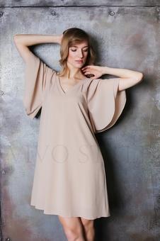 Платье на подкладке