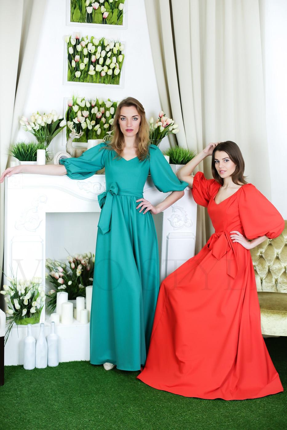женские платье от кутюр