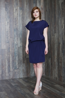 Женское платье с коротким рукавом 20658KC-3