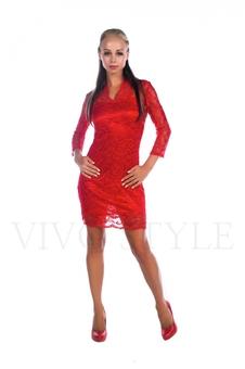 Сексуальное платье 26001-2