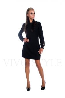 Демисезонное женское платье 26007-2