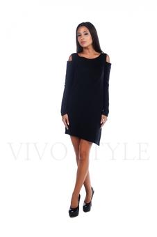 Трикотажное платье 26009-2