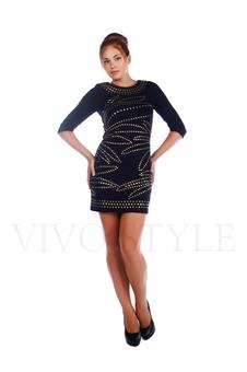 Платье «Рок» 26017-1