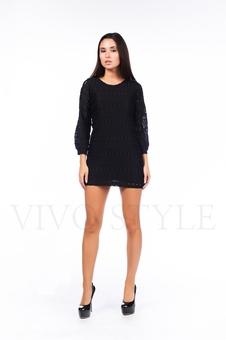 Короткое платье прямого силуэта 26107-2