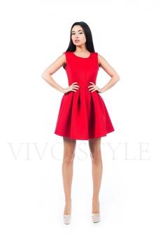Платье экстравагантное