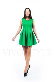 Платье А-силуэта 26139-2