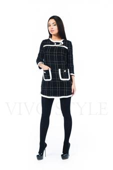 Платье в стиле Шанель 26153-1