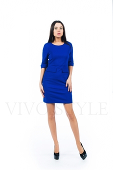 Платье из частей 26158-1