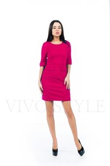 Платье из частей 26158-2