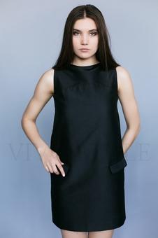 Простое женское платье 26185-2