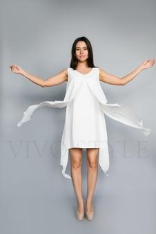 Оригинальное женское платье 26209-2