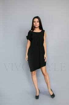 Женское платье с кулисой 26211-2