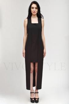 Платье 2S023-1