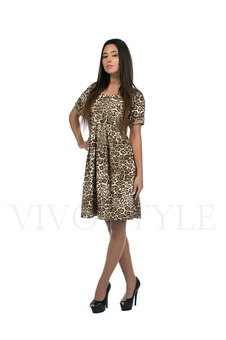 Платье с рукавом реглан 20131-1