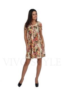 Платье с рукавом реглан 20131-3
