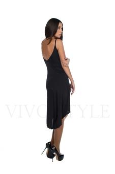 Платье с красивым декольте 20145-1