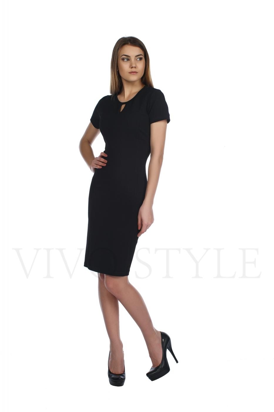 Платье длиной выше колена
