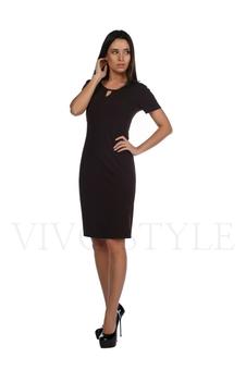 Платье длиной выше колена 20150-2