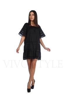 Платье в народном стиле 201741-1