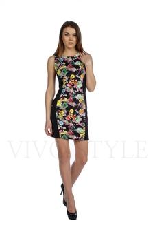 Короткое платье 20178-1